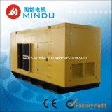 Комплект генератора Cummins 480kw двигателя Kta тепловозный