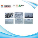 Plastikdes drucken-Strichkode-Card/Inkjet Drucken-Strichkode Drucken-des Stab-Card/UV
