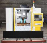 Tamanho 800*260mm da tabela 3 centro fazendo à máquina vertical modelo do CNC da linha central Vmc460L