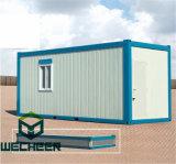 Maison de conteneur préfabriquée pour le secteur de la mine de charbon du champ pétrolifère