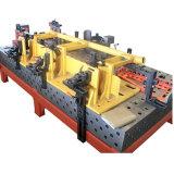 Système de table de soudure 3D bon marché en Chine avec jigs & Fixture