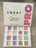 Paleta da sombra da composição 16colors da refeição matinal à moda do amor de Lorac PRO