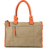 Modernes Lady Bag Handbags Made von PU und von Canvas