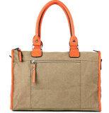 Lady alla moda Bag Handbags Made dell'unità di elaborazione e di Canvas