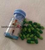 O negócio inglês Weightloss da caixa azul da versão de Lida encerra o original que Slimming comprimidos