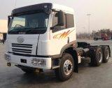 Caminhão barato de FAW, 60 toneladas de cabeça do trator, caminhão de reboque