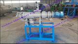 As aves domésticas Dung a máquina líquida contínua da extrusora do separador do estrume de China