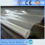 40/60/80 trazador de líneas de la charca de la granja de pescados del HDPE de las milipulgadas/HDPE impermeable Geomembrane