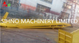 収穫機機械のための移動式傾斜路のローディングおよび荷を下すドックレベラー