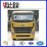 Sinotruk A7 420HP 원동기 트럭 트랙터 유압 조타