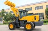 Luqing Zl30 3000kg in de Lader die van het Wiel van China wordt gemaakt