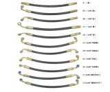 Draht-umsponnenes Schlauch-Ideal SAE-100r17 für minimalen Abstand