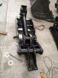 Polegar hidráulico da máquina escavadora que trabalha com a cubeta da máquina escavadora feita em China