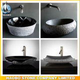 Custom Design Granite Bathroom Sink Bowls