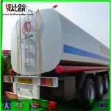 3 Kraftstoff-Tanker der Wellen-45000L für Transport-Öl-halb Schlussteil