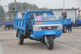 Voertuig het Met drie wielen van de Dieselmotor van Waw