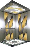 Cabine classique d'ascenseur pour les constructions résidentielles