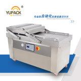 Máquina de /Packaging da embalagem do vácuo do alimento/peixes da câmara do dobro do aço inoxidável com certificado do Ce