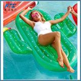 Het zwemmende Water die van de Zitkamer de Opblaasbare Vlotter van het Stuk speelgoed van de Pool drijven