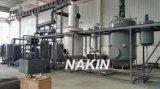 Distillation d'huile à moteur de perte de vide de Nakin Jzc pour obtenir le pétrole raffiné