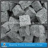 G603 Светло-серый гранит Сад асфальтоукладчик камень или камень Кубnull