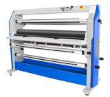 Máquina de estratificação da película do rolo quente de alta velocidade do grande formato de Mefu Mf1700-F2