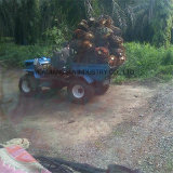 Entraîneur de palmier à huile d'entraînement de roue du fournisseur 4 de la Chine mini