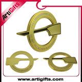 昇進デザインロゴの金属の硬貨