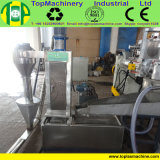 Plastique facile pp d'opération granulant la machine pour les sacs tissés par raphia réutilisant aux granules