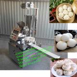 蒸気を発した詰められたパンメーカー、機械を作る円形の蒸気を発したパン