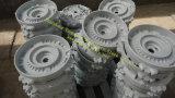 モーターフレーム3gzf204720-1のためのカスタマイズされた鋳鉄の鋳造の部品
