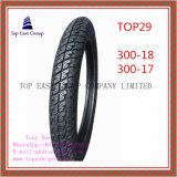 Lange Lebensdauer, Superqualitätsmotorrad-Reifen mit 300-18, 300-17