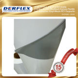 Vinyle auto-adhésif de PVC de blanc matériel de roulis d'aperçu gratuit pour l'impression de Digitals