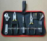 Venta-Professiona caliente mini juego de herramientas manuales