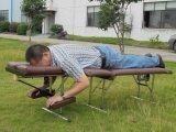 Vector-Nuevo diseño de la quiropráctica profesional