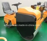 Rullo compressore vibratorio automotore del doppio timpano Fyl-850