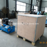 Machine de rabattement hydraulique Km-91L de qualité