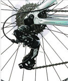 Shimano DerailleurおよびShifterの最上質のAlloy Mountain Bike