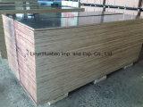 madera contrachapada marina de la película de 18m m de la base negra del álamo al mercado de Dubai