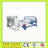 Grão que processa o separador de trituração do arroz da maquinaria