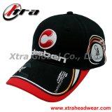 I distintivi rattoppano la corsa dei cappelli 100% del cotone della protezione