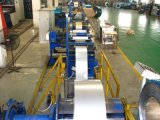 (0.4-2) Máquina que raja plateada de metal estrecha hidráulica de X600 China
