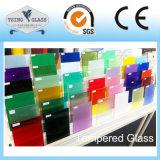 Abgetöntes ausgeglichenes Glas mit ISO/Ce/SGS Bescheinigung