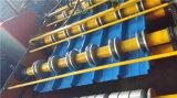 Roulis trapézoïdal à grande vitesse de feuille de toit formant la machine