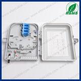 Коробка горячего оптического волокна пластмассы FTTH сердечника сбывания 16 напольного терминальная