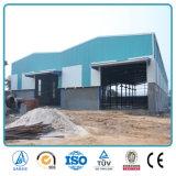 Colorear el edificio prefabricado marco ligero
