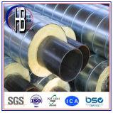 El tubo de acero anticorrosión del PE, Exopy cubrió el tubo para las ventas al por mayor