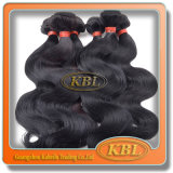 Prix ​​raisonnable Brazilian Jet Black Hair