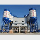 завод бетона управлением PLC 180m3/H Сименс дозируя/смешивая