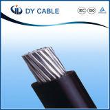 Воздушный связанный кабель ABC проводников просто